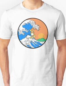 The Great Wave of Alola Unisex T-Shirt