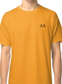 Dragon Ball Z Majin Symbol Design (no background) Classic T-Shirt
