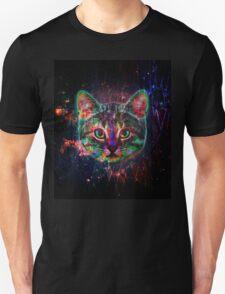 Planet Cat Unisex T-Shirt