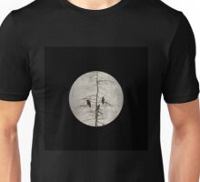 Full Moon Night Unisex T-Shirt