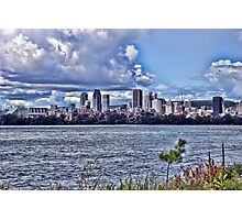 Montreal skyline Photographic Print