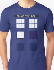 Blue public call Unisex T-Shirt