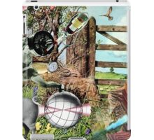 The Weight Lifter. iPad Case/Skin