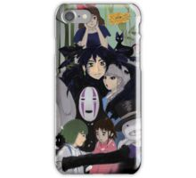 Ghibli Fanart iPhone Case/Skin