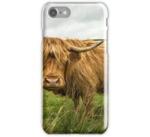 Hairy Coo  iPhone Case/Skin