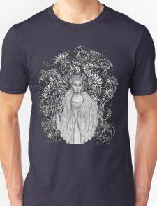 Swan dragon-fae (vector) Unisex T-Shirt
