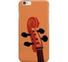 Cello Scroll iPhone Case/Skin