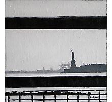 Liberty (acrylic on canvas) Photographic Print