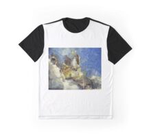Vangoghize - Space Shuttle launch Graphic T-Shirt