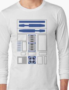 robot body Long Sleeve T-Shirt