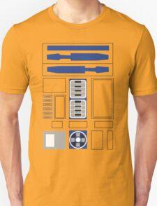 robot body Unisex T-Shirt