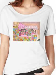 Ice Cream Truck Women's Relaxed Fit T-Shirt