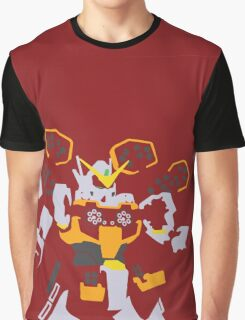Gundam Heavy Arms colored Graphic T-Shirt
