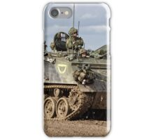 A British Army FV432 Armoured Personnel Carrier  iPhone Case/Skin