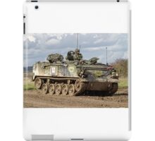 A British Army FV432 Armoured Personnel Carrier  iPad Case/Skin