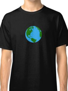 Planet Earth Classic T-Shirt