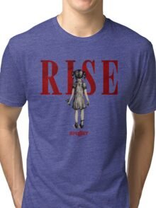 Skillet , Rise Cover Tri-blend T-Shirt