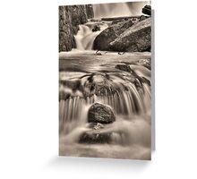 Nigothoruk Creek Greeting Card