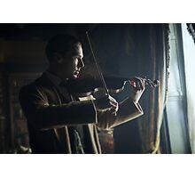 Sherlock BBC  Photographic Print