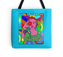 ORIGINAL PSYCHEDELIC SINSUALITY Tote Bag