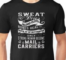 MAIL CARRIERS WOMAN Unisex T-Shirt