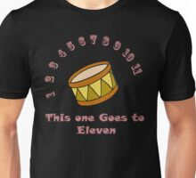 This one goes to eleven  Unisex T-Shirt