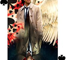 Castiel Angel of the Lord: Supernatural by AshleyNicoleH