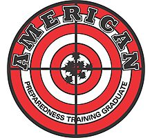 American Preparedness Training Graduate Photographic Print