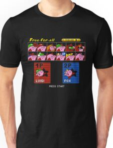 Super Kirby Brothers Unisex T-Shirt