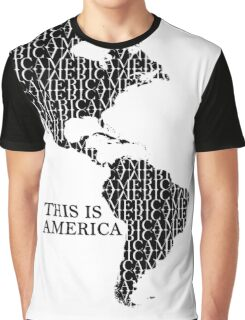 This is America Graphic T-Shirt