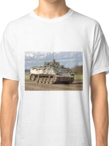 A British Army FV432 Armoured Personnel Carrier Classic T-Shirt