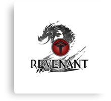 Revenant Proffesion - Guild Wars 2 Canvas Print