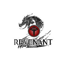 Revenant Proffesion - Guild Wars 2 Photographic Print