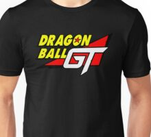 Dragon Ball GT Logo Title Design Unisex T-Shirt