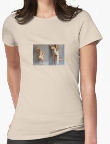 Barbie Dolls. Fashion Illustration ® Womens Fitted T-Shirt