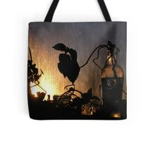Winter Window Tote Bag