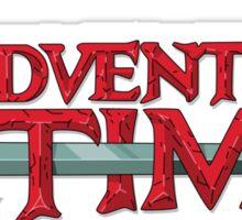 Adventure Time Sticker