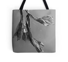 Dried Blooms Tote Bag