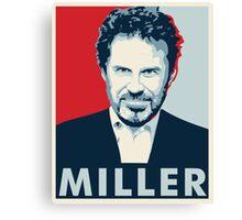 Dennis Miller Canvas Print