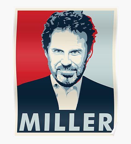 Dennis Miller Poster