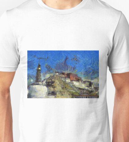 Vangoghize - Potala Unisex T-Shirt
