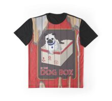 In The Dog Box Graphic T-Shirt