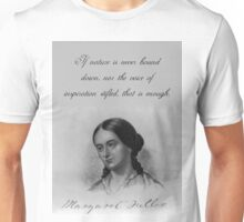 If Nature Is Never Bound - Fuller Unisex T-Shirt