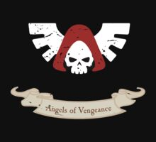 Angels of Vengeance - Warhammer by moombax