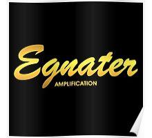 Golden egnater amp Poster