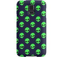 alien pattern Samsung Galaxy Case/Skin