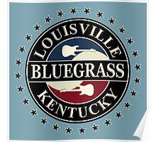 Louisiana bluegrass kentucky Poster