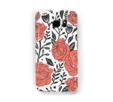 Orange Garden Samsung Galaxy Case/Skin