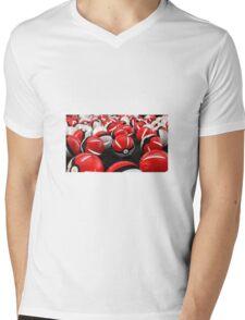 Pokeball GO! Mens V-Neck T-Shirt