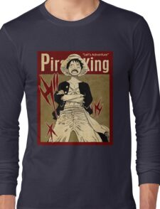 PIRATE KING 7 VINTAGE Long Sleeve T-Shirt